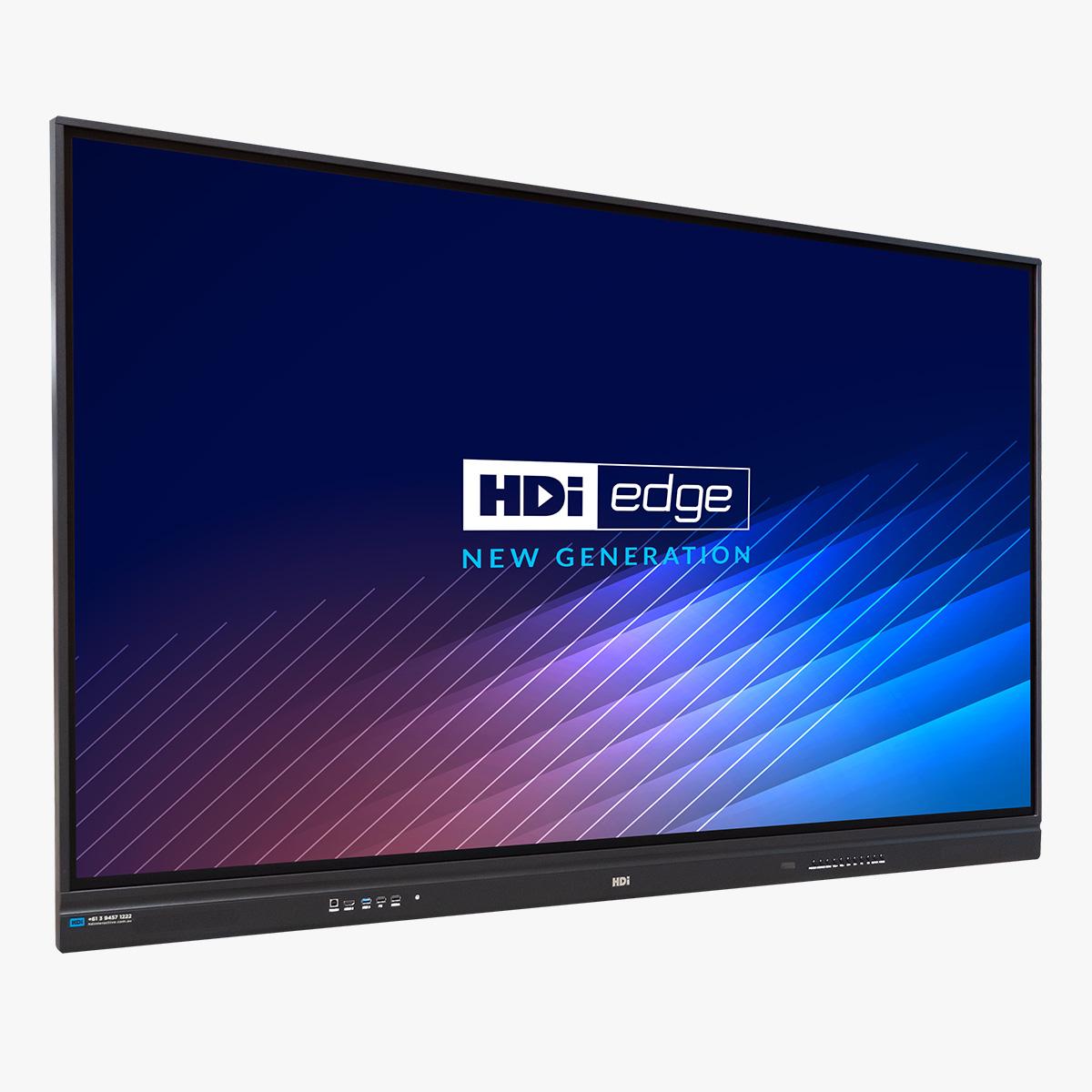 Hdi Home Design Ideas: HDi Edge Slim IR Touch Screen