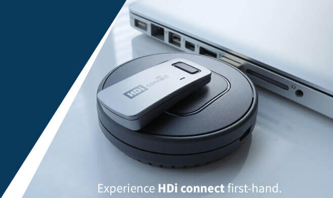 HDI Connect Experience