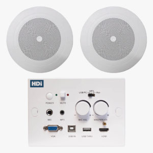 HDi Ceiling Speaker System