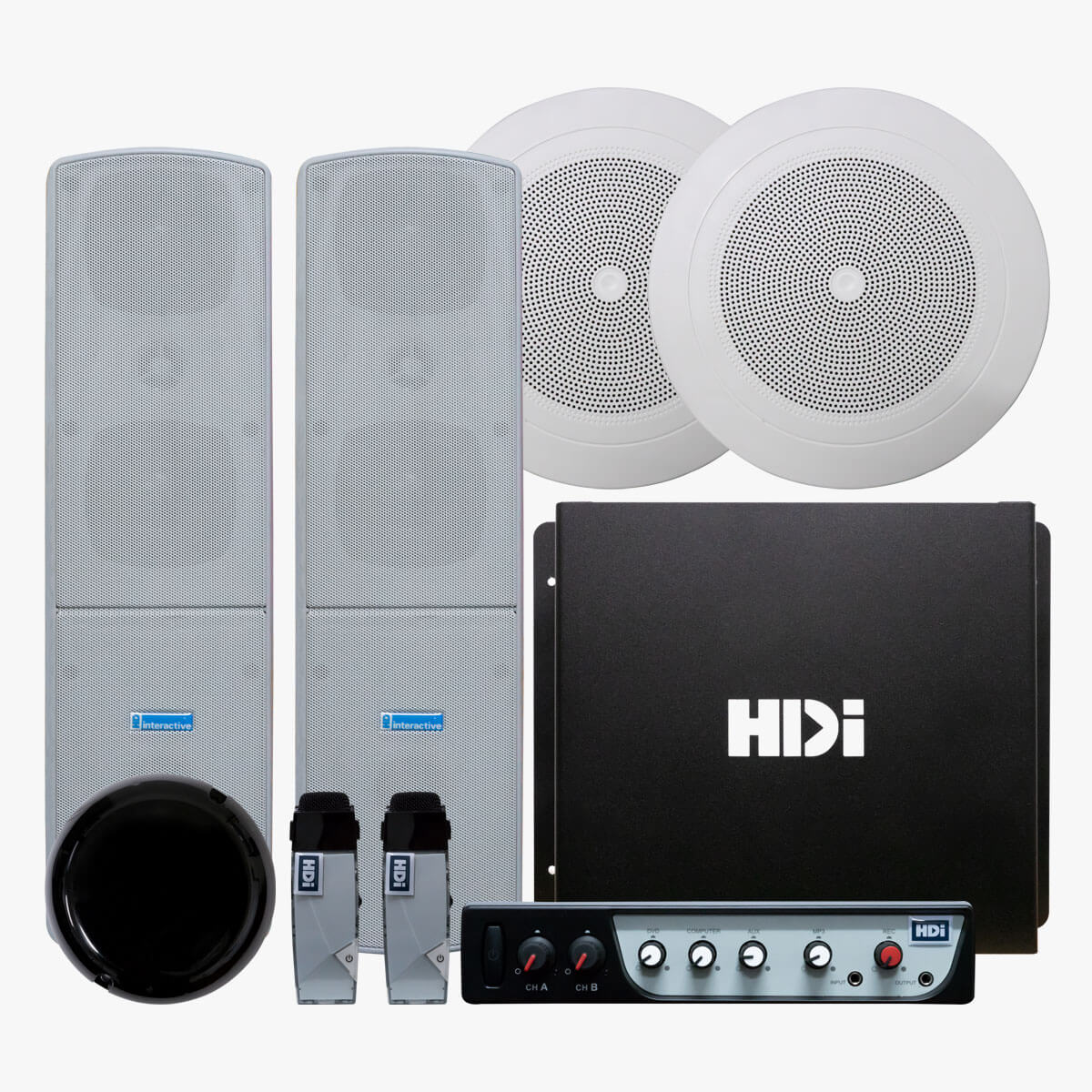 Hdi Home Design Ideas: Hearing Augmentation System 3