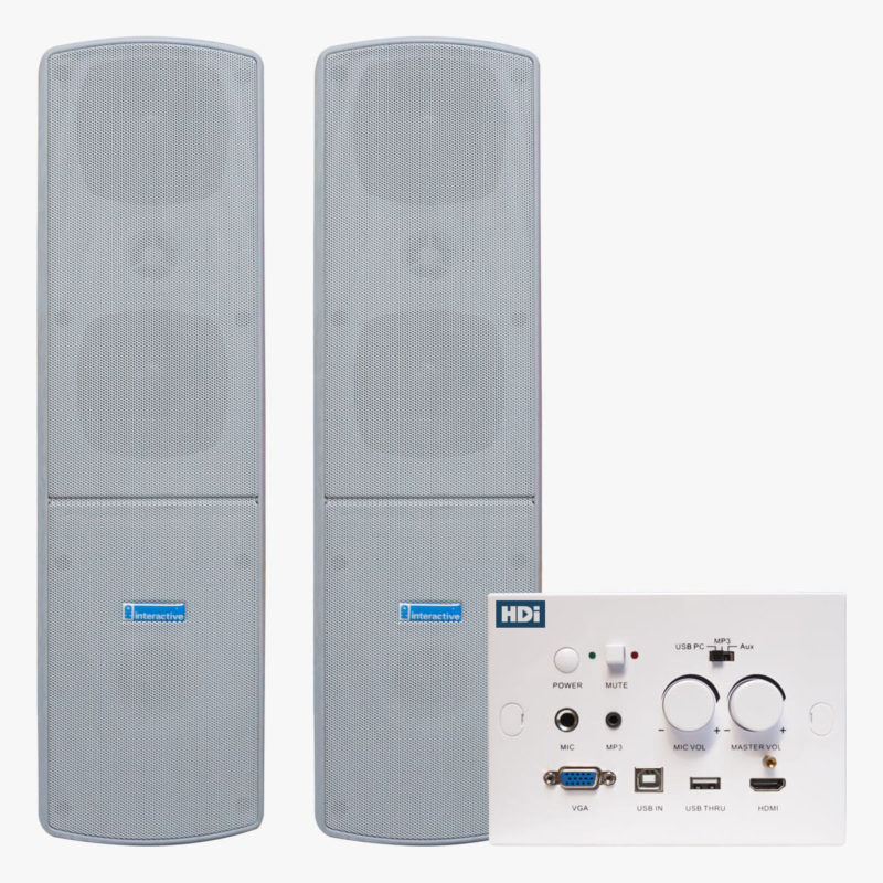 HDi Integrated Speaker System