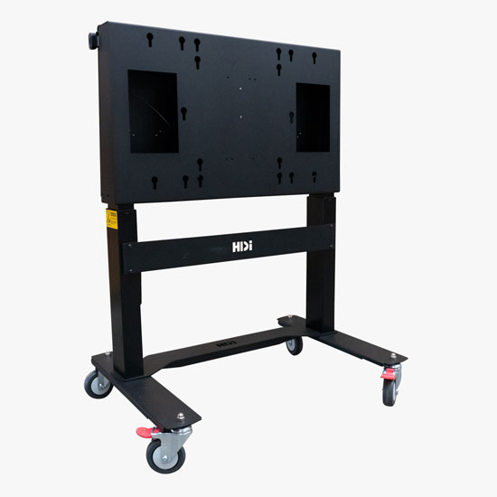 Mobi™ Premium MID - Electric height-adjustment trolley