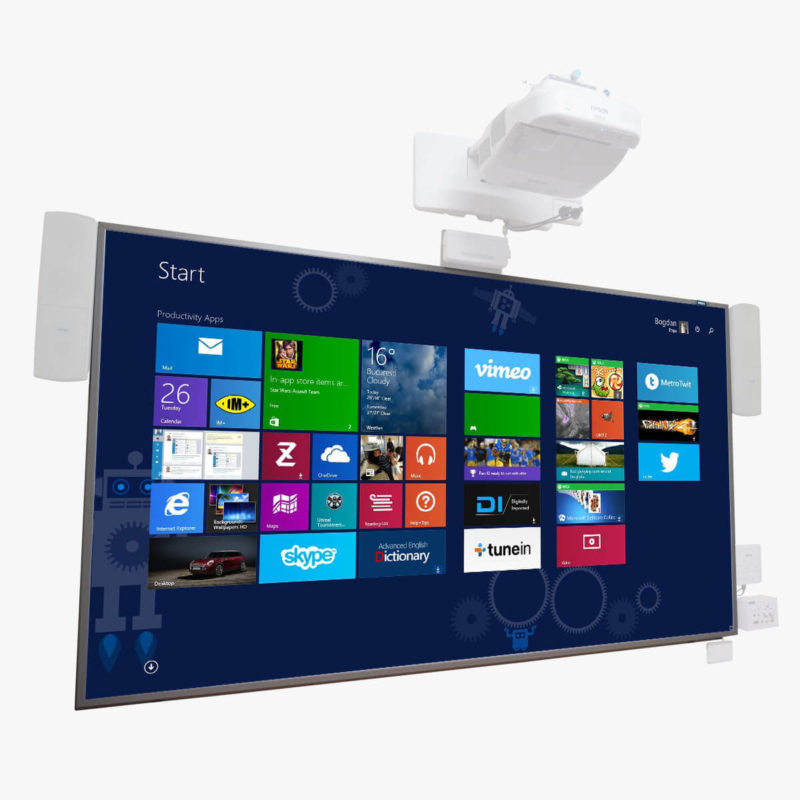 Projection Interactive Whiteboard